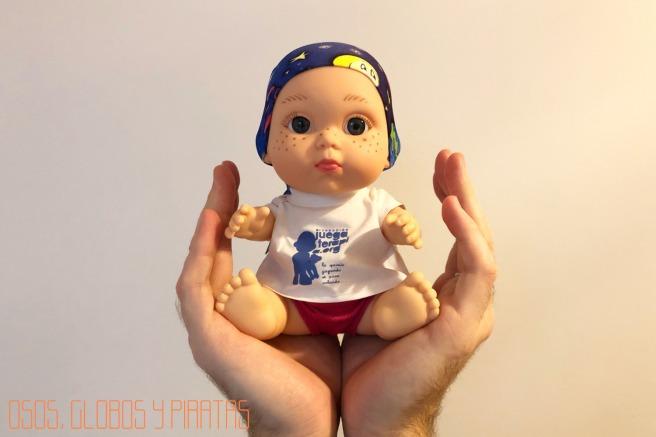 BABY PELÓN con firma